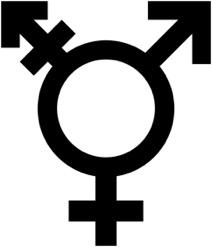 The genderqueer symbol.